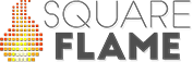 square-flame-logo